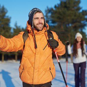 Accesorios para el esquiador